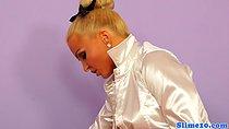 Jenna Lovely squirting bukake cream