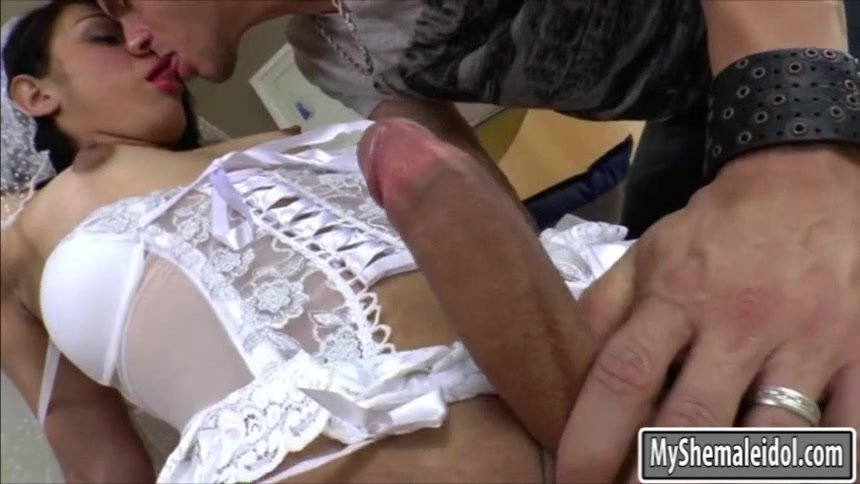 Teen shemale fuck