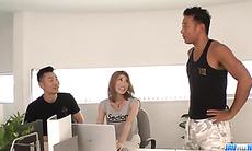 Kanako Kimura, cock sucking babe, Asian hardcore