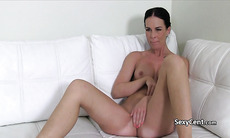 Fake agent creampied tattooed babe