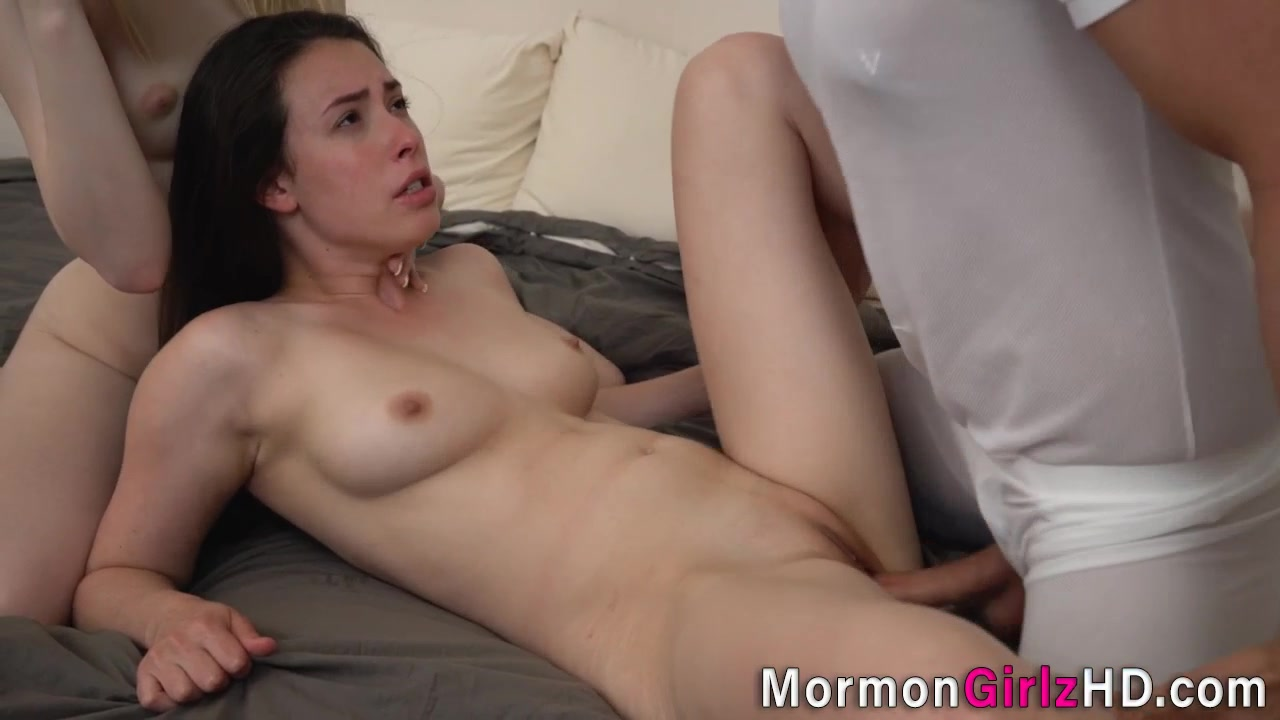 Mormon missionaries are the catholic school girls of gay porn