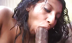 Lucky guy gets to bang sexy chick