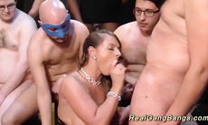 german fuck orgy with sexy susi