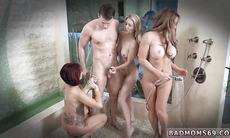 Milf double anal big tit and hot british fucked The More Badmoms The Better