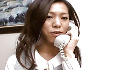 Hottie Kaoru Hayami sucks and fucks her boss in his office - More at hotajp.com