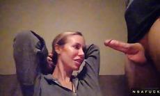 Kinky Blonde Milf With A Wonderful Ass G